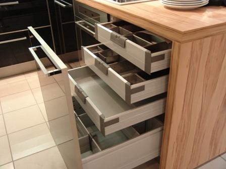 Vollauszug küche – Tische für Küche